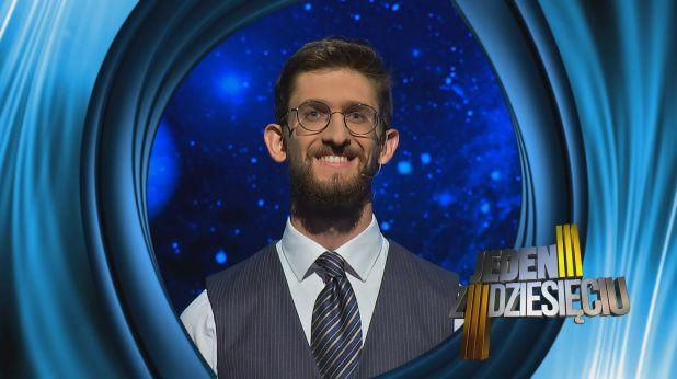 Pan Michał Przybył został zwycięzcą 12 odcinka 123 edycji