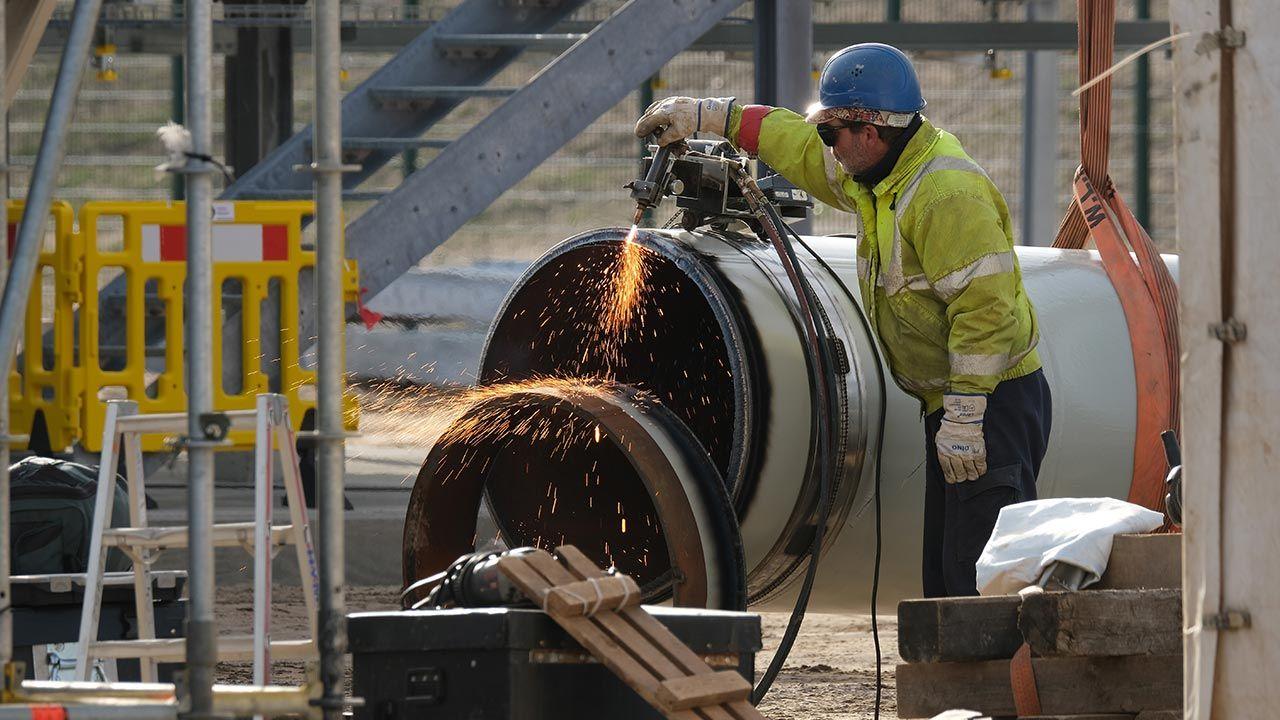 Baltic Pipe ma utworzyć nową drogę dostaw gazu ziemnego z Norwegii (fot. Sean Gallup/Getty Images)
