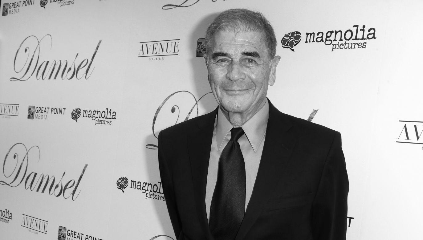W 1997 r. otrzymał nominację do Oscara w kategorii najlepszy aktor drugoplanowy za rolę poręczyciela Maxa Cherry'ego (PAP/EPA/PAUL BUCK)