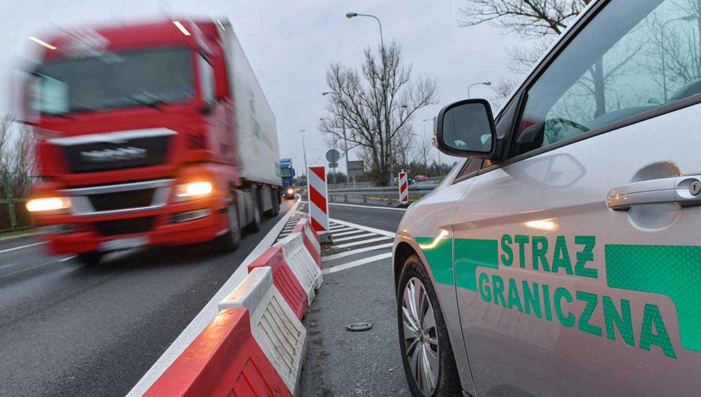 Przez Niemcy przejeżdżają  miliony polskich kierowców (fot. arch. PAP/Patrick Pleul)