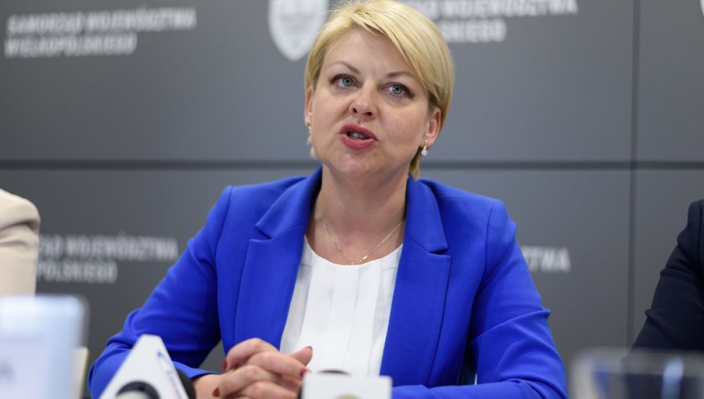 Andżelika Borys zapowiedziała, że ZPB będzie udzielać pomocy prawnej Polakom potrzebującym wsparcia adwokata (fot. arch.PAP/Jakub Kaczmarczyk)