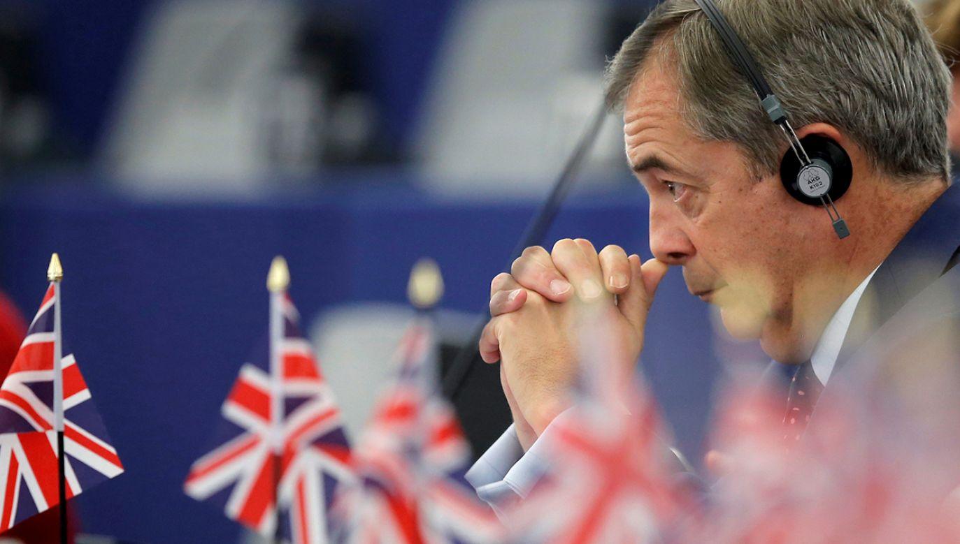 Debata PE na temat brexitu (fot. REUTERS/Vincent Kessler)