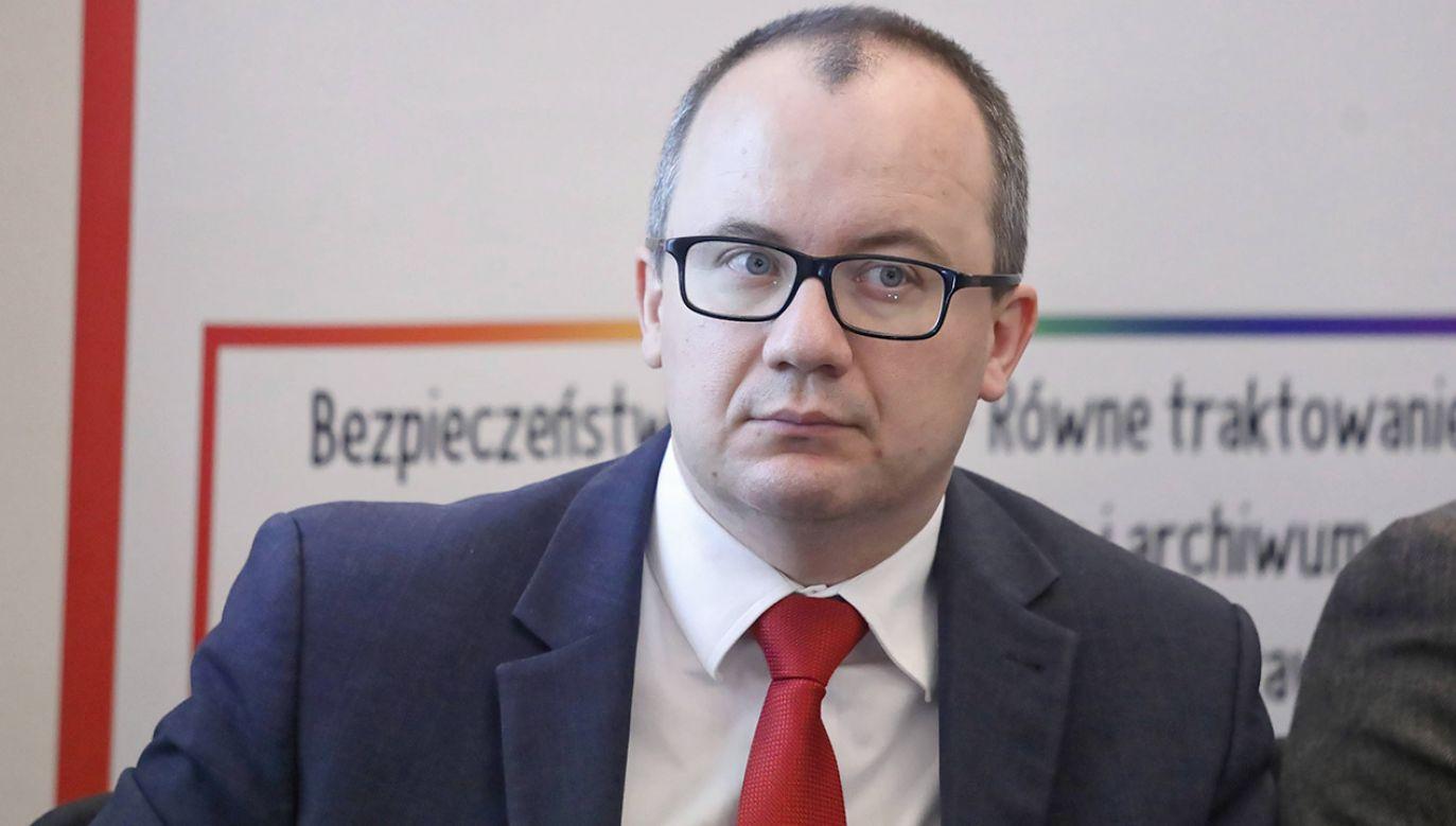 Rzecznik Praw Obywatelskich Adam Bodnar (fot. arch.PAP/Tomasz Gzell)