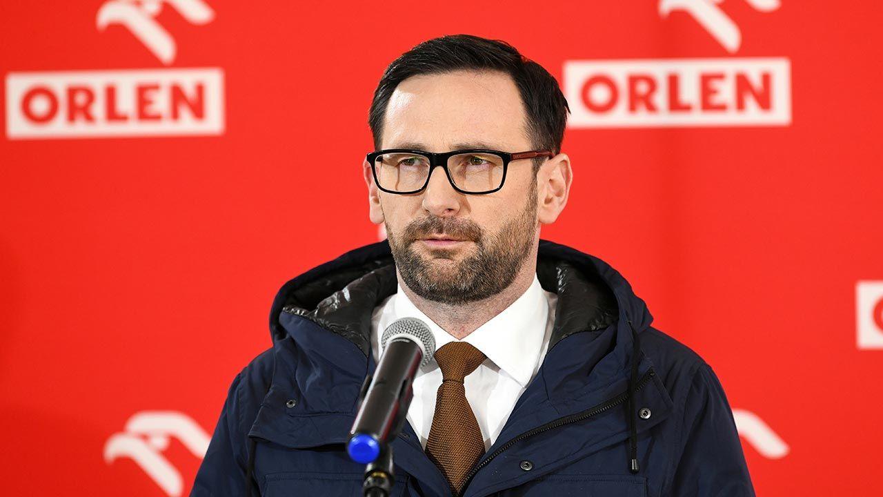 14 lipca 2020 r. PKN Orlen otrzymał zgodę na przejęcie Lotosu (fot. PAP/Darek Delmanowicz)
