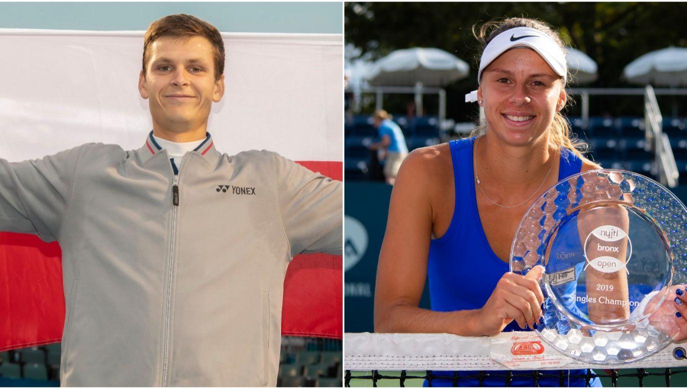 Photo: Twitter/@ATPTOur/@WTA