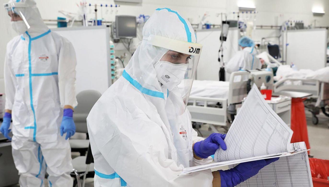 Nowe dane o zakażeniach koronawirusem w Polsce (fot. PAP/Leszek Szymański)