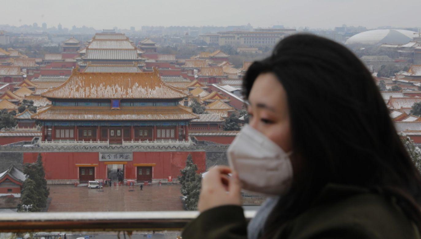 W sumie na Tajwanie koronawirusem zarażonych jest 20 osób (fot. PAP/EPA)