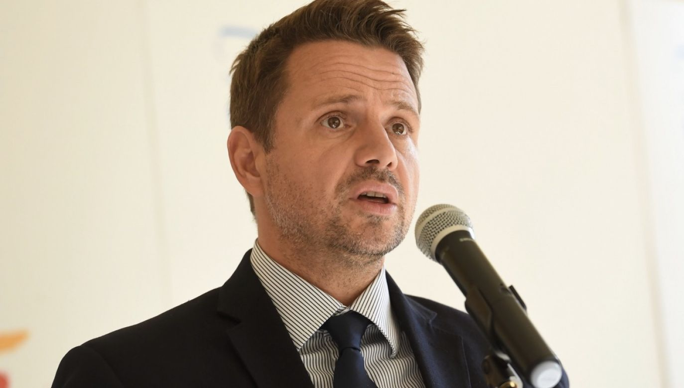 Ruch obywatelski wiceszefa PO Rafała Trzaskowskiego ma rozpocząć działalność 17 października (fot. PAP/Piotr Nowak)
