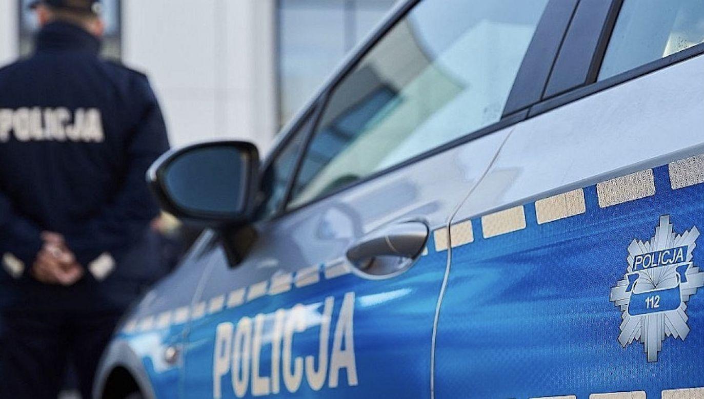 Nastolatka zmyśliła gwałt (fot. policja.pl, zdjęcie ilustracyjne)