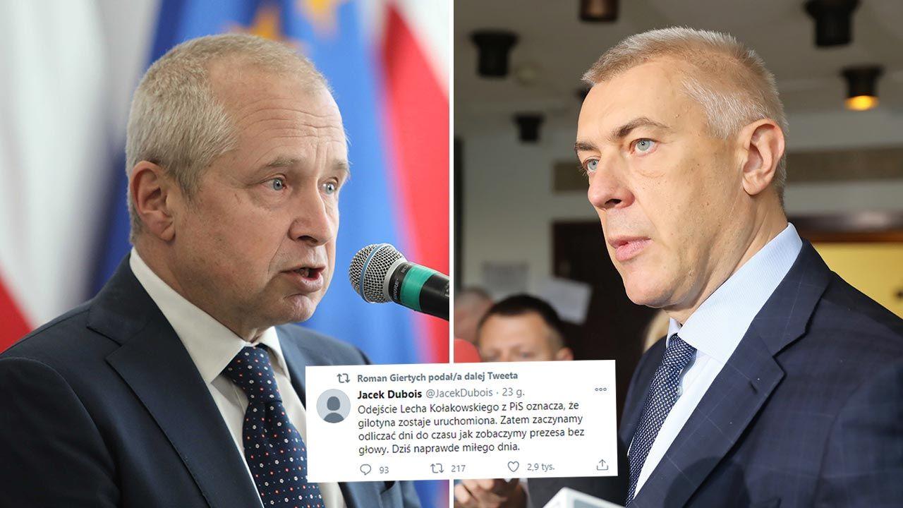Według mecenasa gilotyna jużzostała uruchomiona (fot. PAP/Leszek Szymański,Tomasz Gzell)