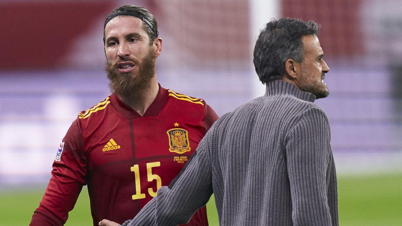 Sergio Ramosa nieoczekiwanie zabraknie na mistrzostwach Europy (fot. Mateo Villalba/Quality Sport Images/Getty Images)