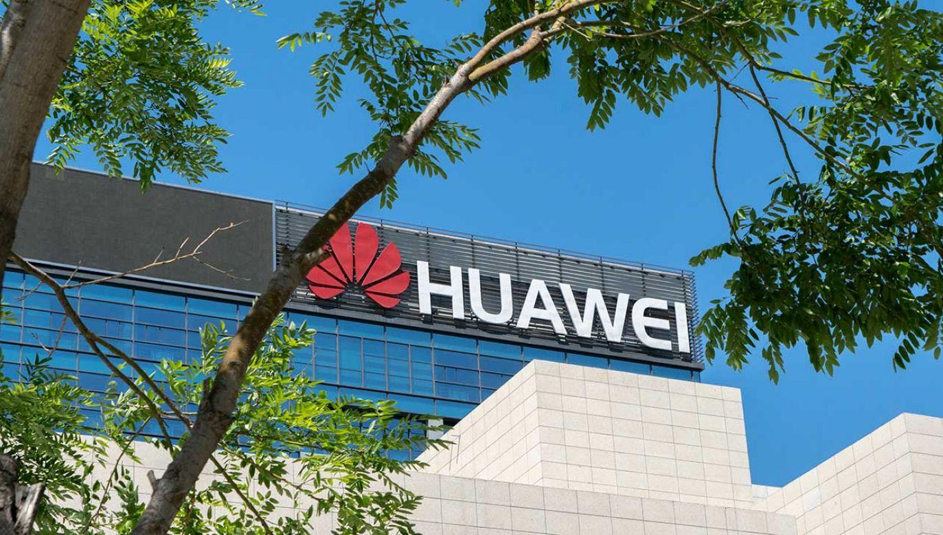 """""""Kluczowy personel Huawei ma duże doświadczenie w pracy związanej ze zbieraniem informacji wywiadowczych"""" – wskazują eksperci (fot. Zhang Peng/LightRocket/Getty Images)"""
