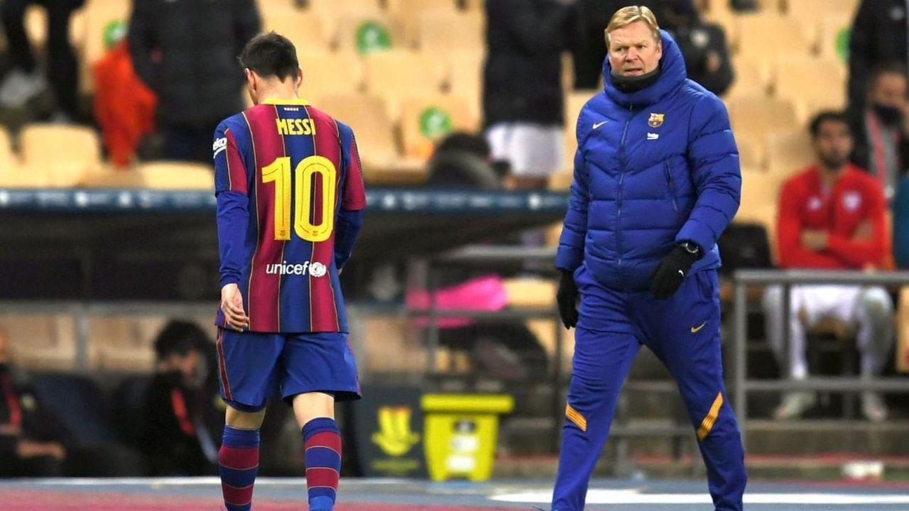 Czy Ronaldo Koeman zostanie trenerem FC Barcelona? Klub podjął decyzję (sport.tvp.pl)