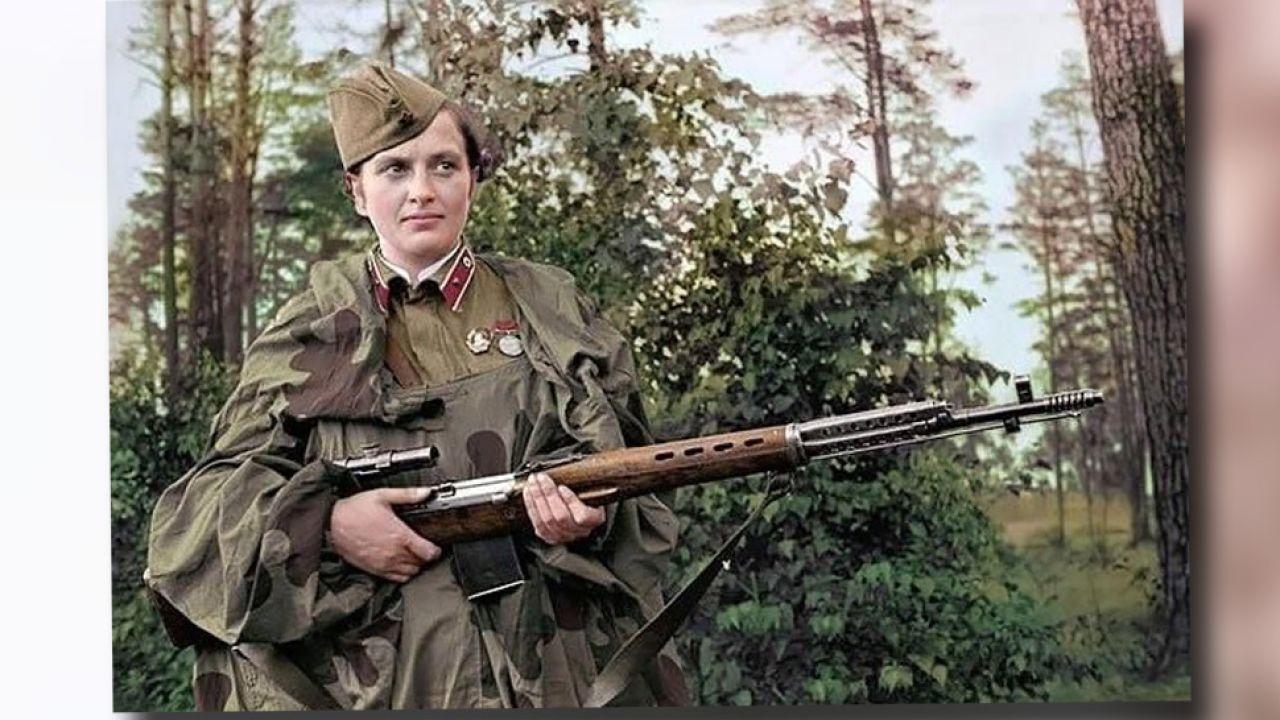 Ludmiła Pawliczenko miała 309 potwierdzonych trafień (fot. TT)