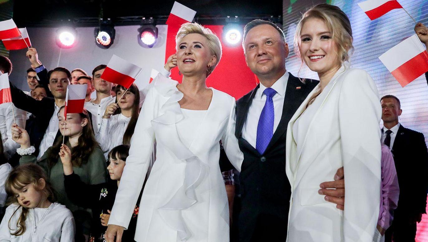 Gorące komentarze sondażowych wyników drugiej tury wyborów (fot. Flickr/Andrzej Duda)