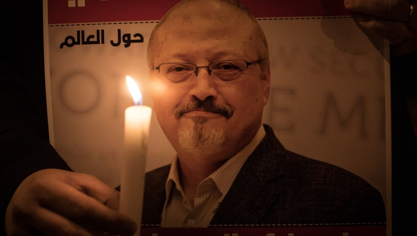 Saudyjski dziennikarz Dżamal Chaszodżdżi został zamordowany w 2018 roku (fot. Chris McGrath/Getty Images)