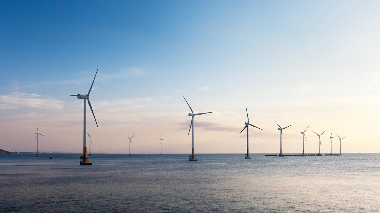 Inwestycja będzie zlokalizowana około 23 km od brzegu na wysokości Łeby i Choczewa (fot. Shutterstock/chuyuss)