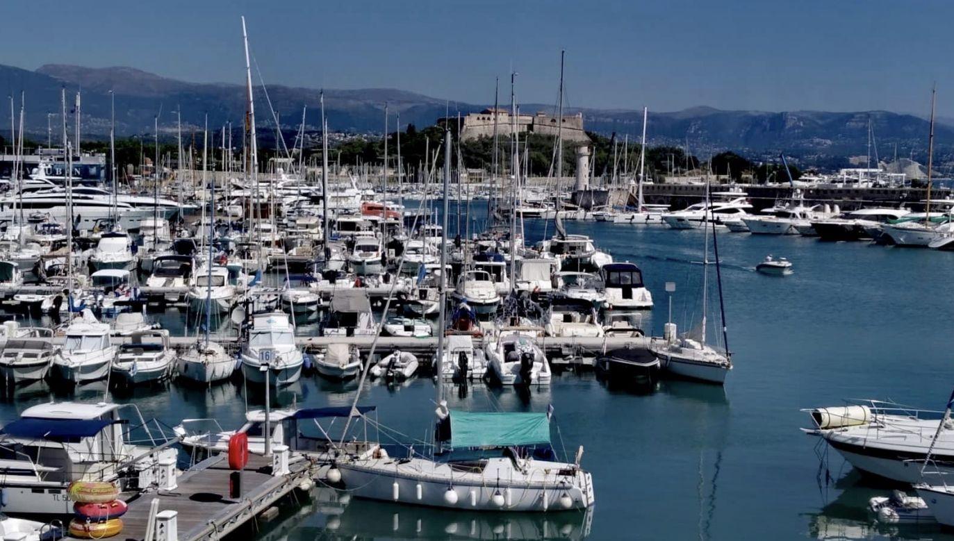 Lazurowe wybrzeże to nie tylko Nicea, Saint - Tropez czy Cannes (fot. Agnieszka Wasztyl)