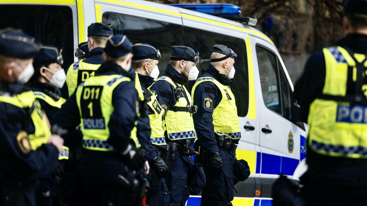 Policja aresztowała 9 uczestników strzelaniny (fot. N.Petter Nilsson/Getty Images, zdjęcie ilustracyjne)
