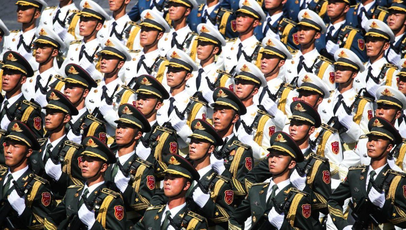 Chiny prowadzą coraz bardziej agresywną politykę (fot. Kremlin.ru)