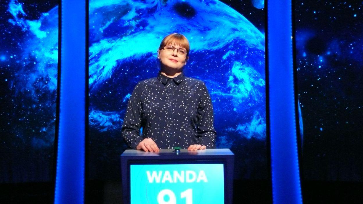 3 odcinek 117 edycji wygrała Pani Wanda Śliwowska