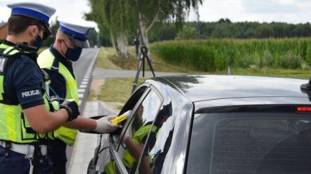 Kierowali pojazdami mimo zakazów (fot. Policja Pomorska)