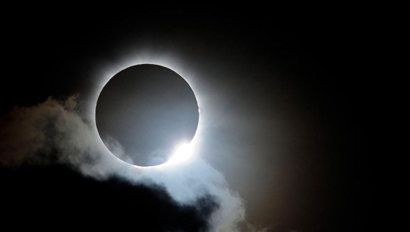 W Polsce całkowite zaćmienie Słońca będzie widoczne za ponad 100 lat (fot. Ian Hitchcock/Getty Images)