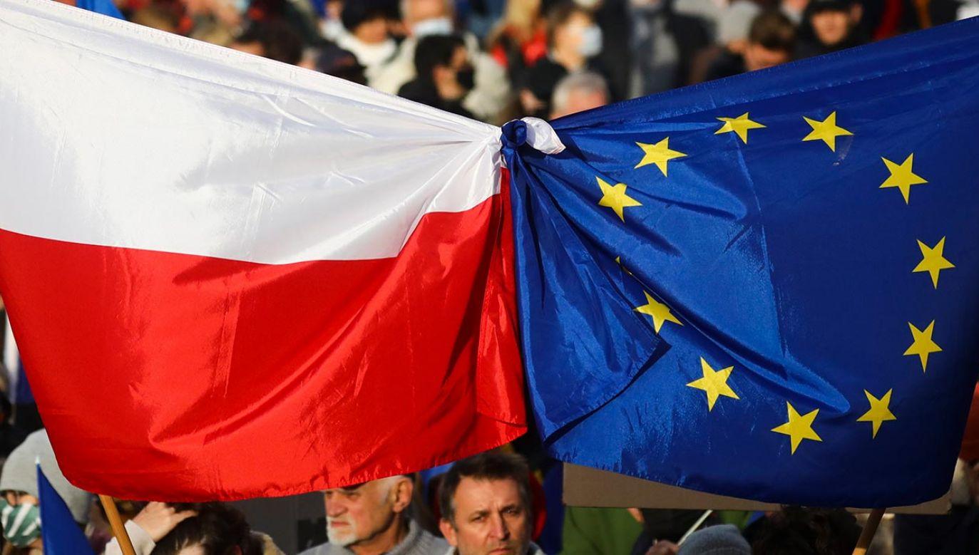 W nadchodzącym tygodniu premier będzie przemawiał w Radzie i PE (fot. Beata Zawrzel/NurPhoto via Getty Images)