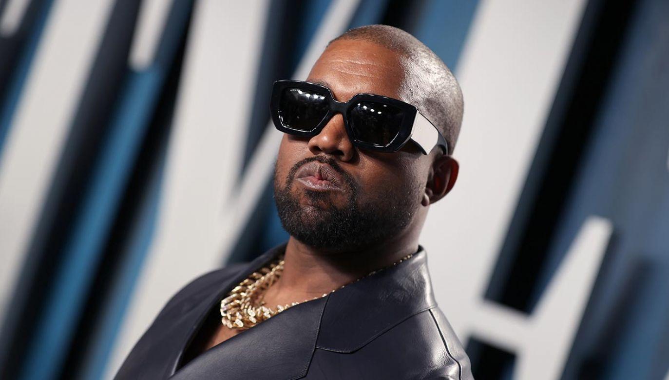 Kanye West od teraz nazywa się Ye (fot. Rich Fury/VF20/Getty Images for Vanity Fair)