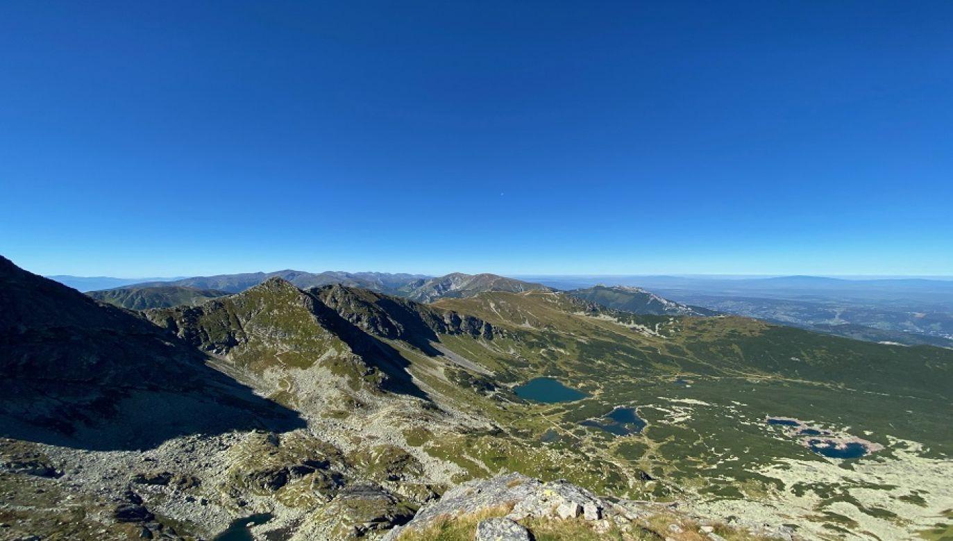 W górach są bardzo dobre warunki do uprawiania turystyki pieszej i rowerowej (fot. Twoje Info)