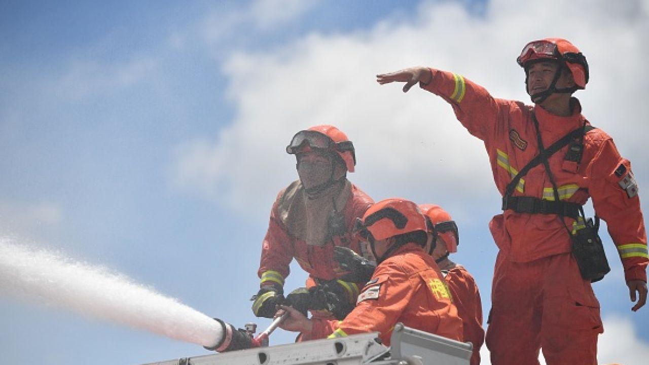 Pożar został ugaszony (fot. Getty Images)