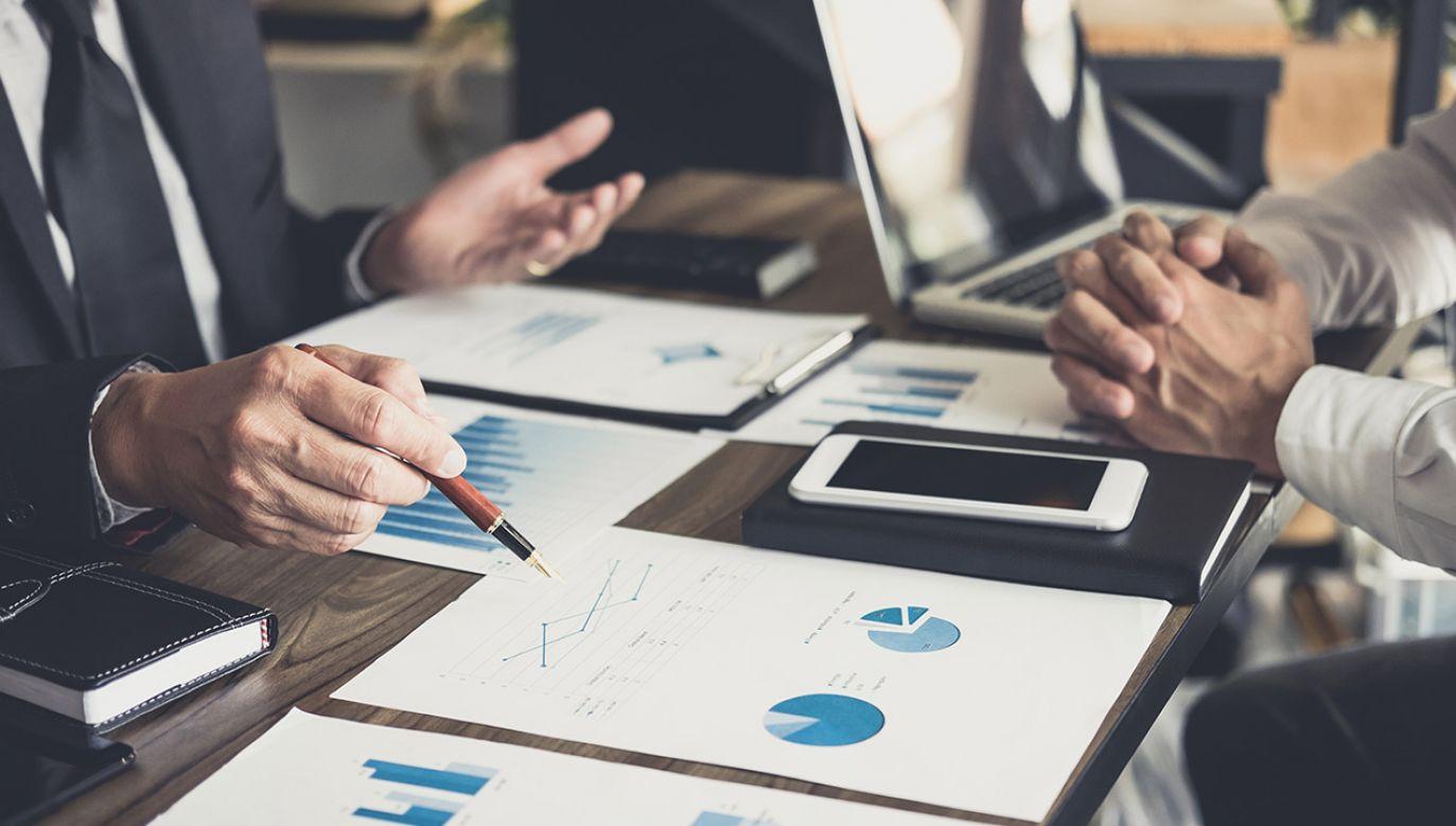 Kredyty udzielane przez banki (fot. Shutterstock)