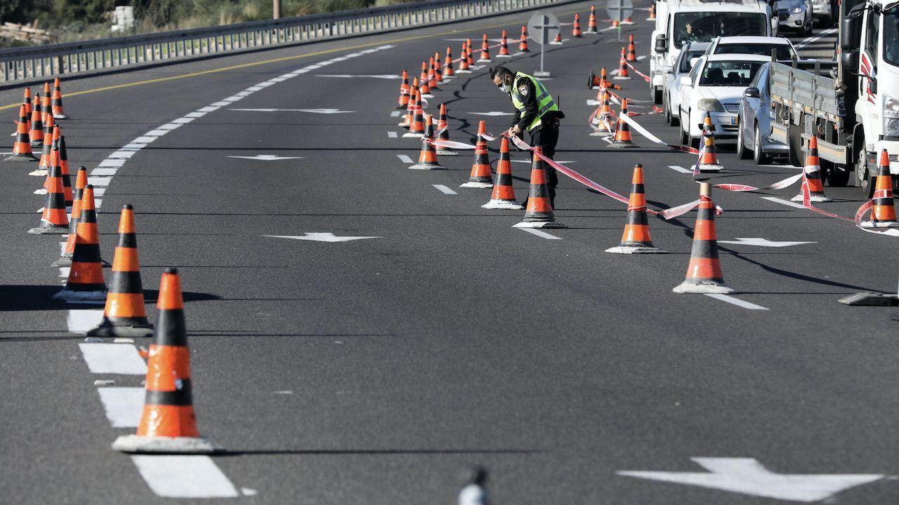 W efekcie zdarzenia ranny został kierowca (fot. PAP/EPA, zdjęcie ilustracyjne)