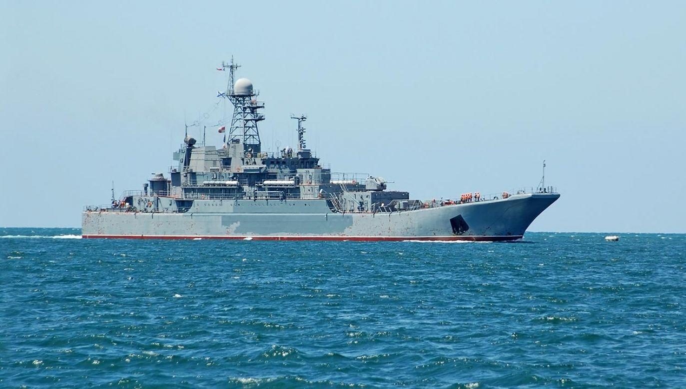 Załogi tych okrętów mają wziąć udział w ćwiczeniach morskich (fot. Shutterstock/Unkas Photo, zdjęcie ilustracyjne)