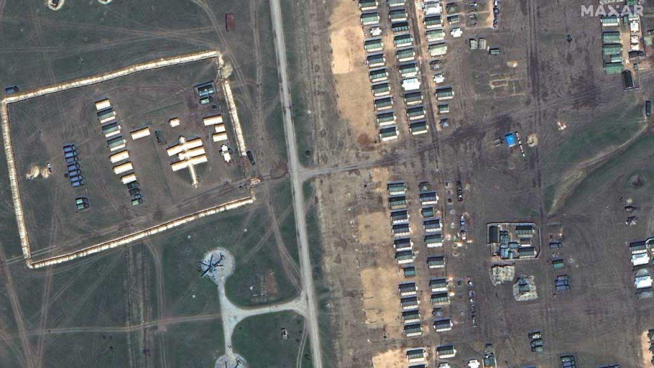 Poligon Opuk (fot. Satellite image (c) 2021 Maxar Technologies via GettyImages)