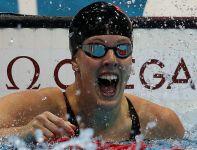 Allison Schmitt (USA), mistrzyni olimpijska na 200 metrów stylem dowolnym (fot. Getty Images)