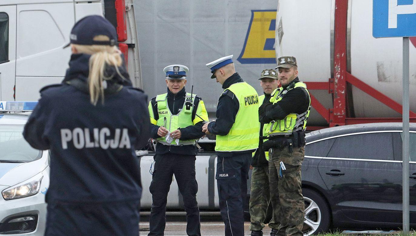 Świadkiem napadu był operator miejskiego monitoringu (fot.  PAP/Artur Reszko)