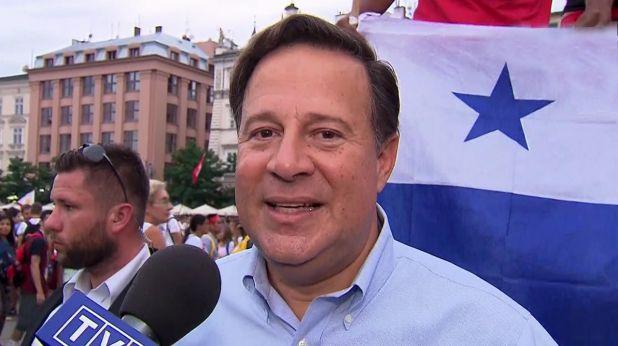 Prezydent Panamy
