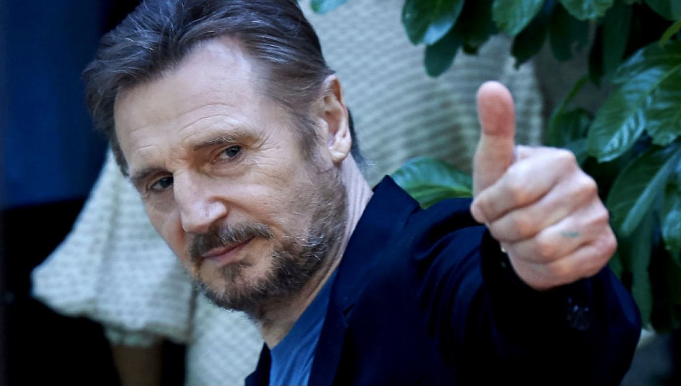 """Najnowszy film z udziałem Neesona to """"The Marksman"""" (fot. Carlos R.Alvarez/WireImage)"""