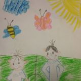 Antoni Galina, 6 lat, Dobiegniew