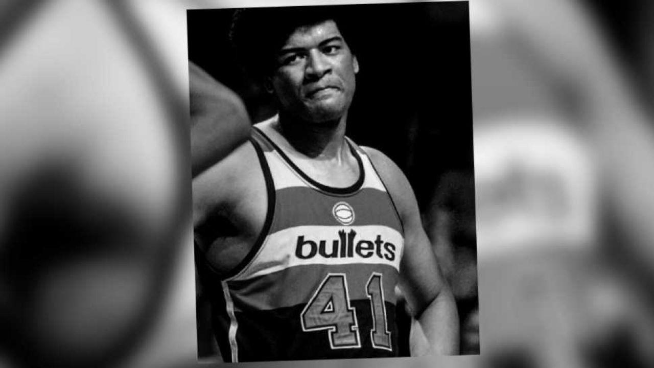 Wes Unseld został włączony do koszykarskiego hallu sław (fot. TT/Washington Wizards)
