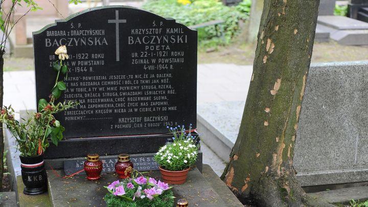 Mija 75 Lat Od śmierci Krzysztofa Kamila Baczyńskiego Tvpinfo