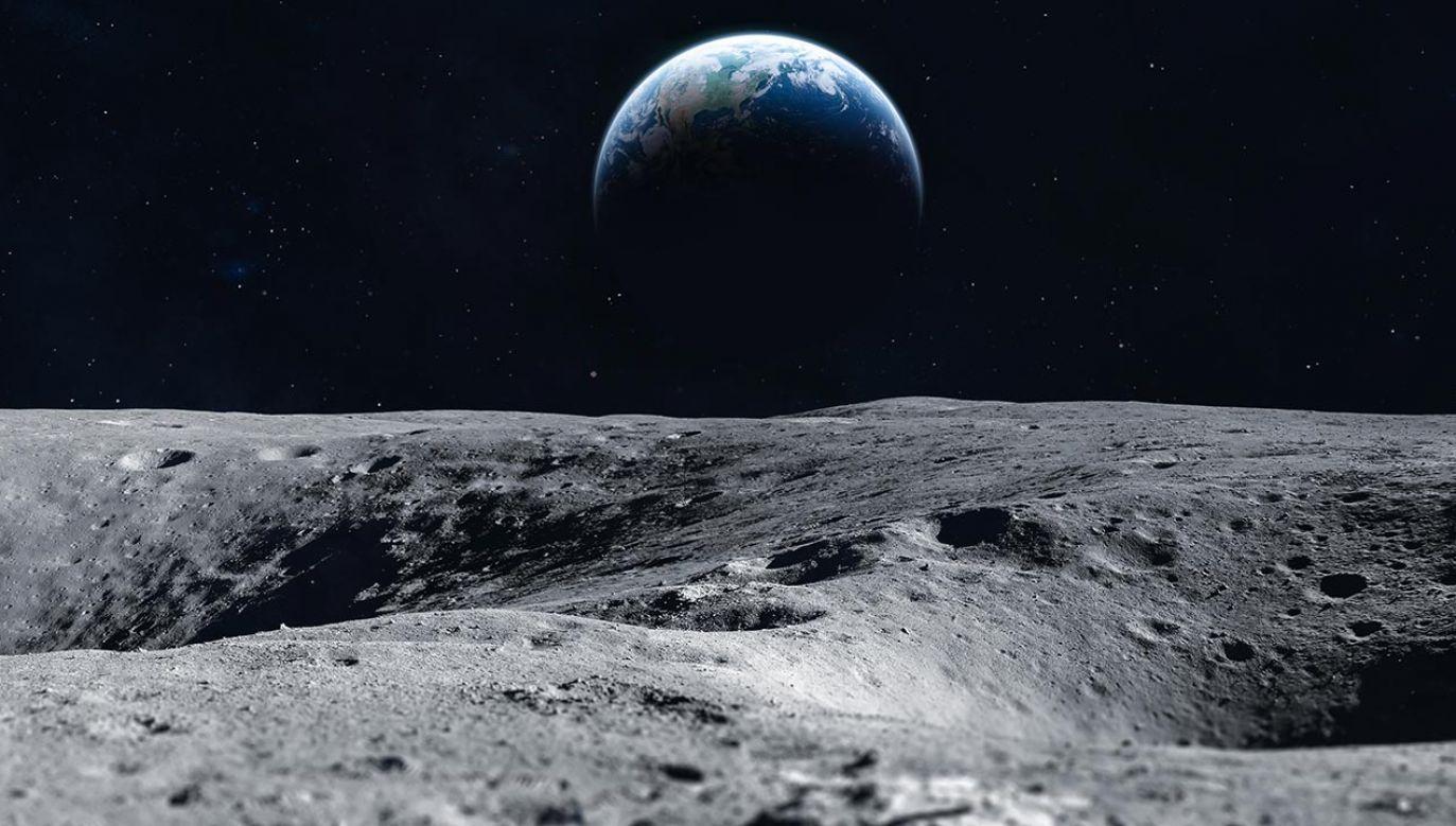NASA przyjmuje od firm propozycje dot. zbierania materiałów księżycowych (fot. Shutterstock/Dima Zel, zdjęcie ilustracyjne)