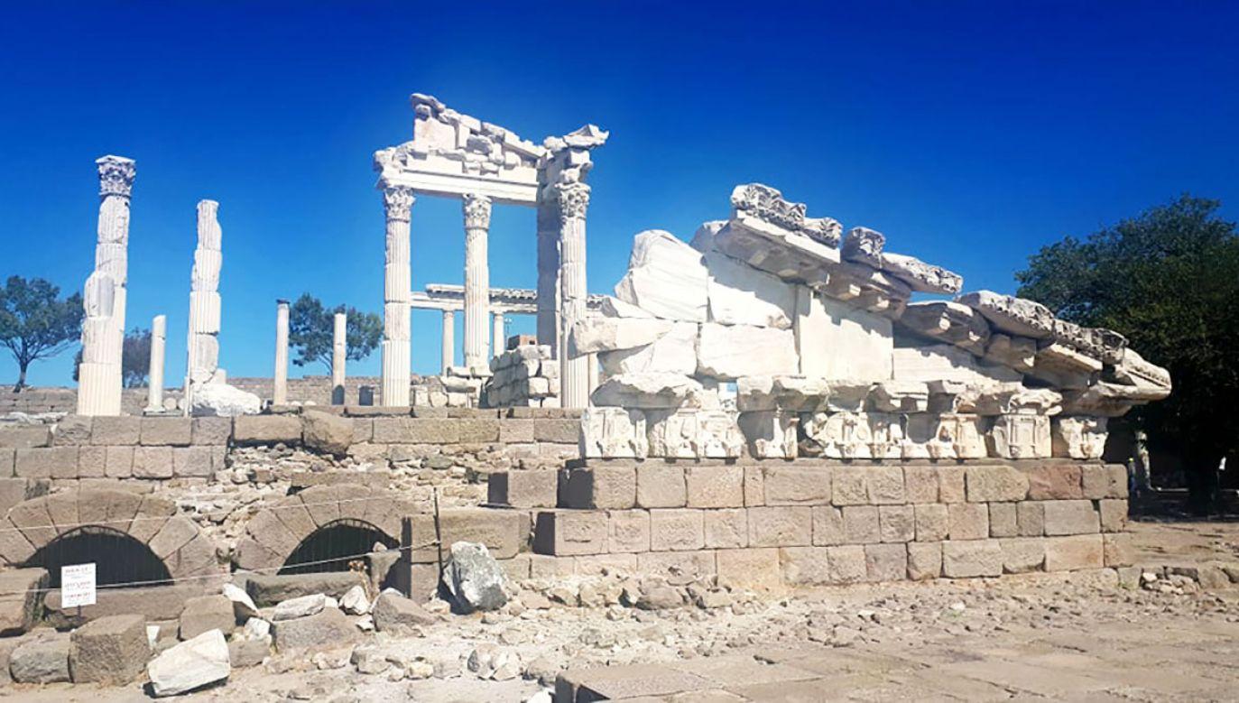 Oba stanowiska archeologiczne znajdują się na liście światowego dziedzictwa UNESCO (fot. A.Wasztyl)
