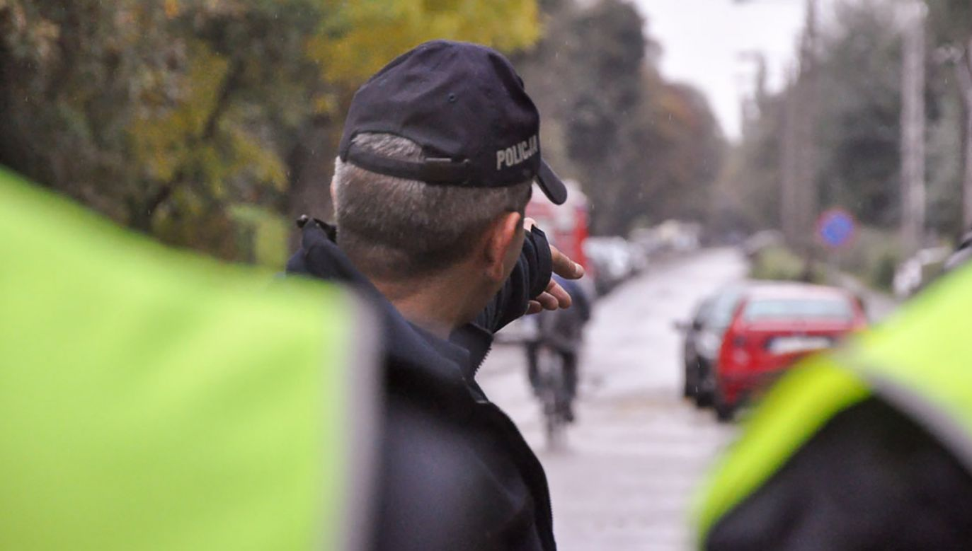 Dane sprzedawano firmom zajmującym się odszkodowaniami (fot. policja.pl)