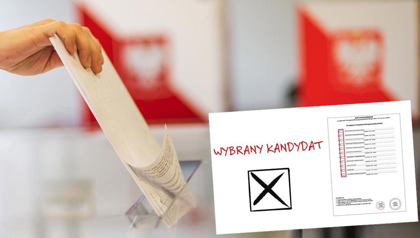 Swój głos będzie można oddać na prezydenta Andrzeja Dudę lub kandydata KO Rafała Trzaskowskiego (fot. Shutterstock/Dziurek)