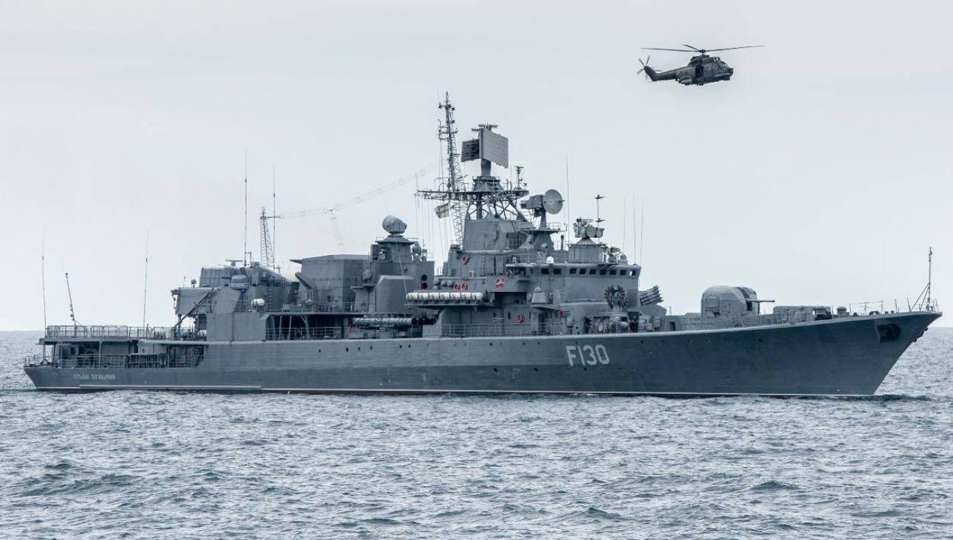 Broń miałaby trafić do ukraińskiej marynarki wojennej (fot. Ministry of Defence of Ukraine)