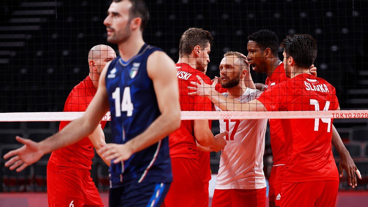 W spotkaniu z Włochami dużo będzie zależeć od Bartosza Kurka (fot. Forum/Reuters/VALENTYN OGIRENKO)
