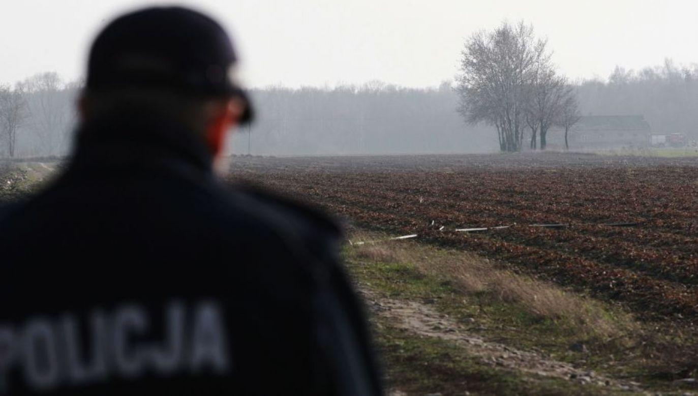 18-latek miał początkowo zwodzić śledczych (fot.arch.PAP/ Marcin Bednarski)