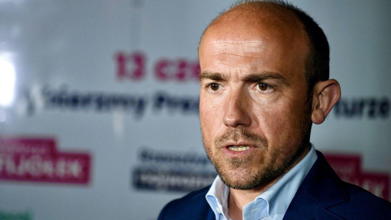 Borys Budka (fot. PAP/D.Delmanowicz)